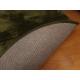 Полукруглый прикроватный коврик цвет хаки  JumKids Sweet Khaki