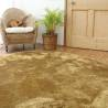 Круглый ковёр песочного цвета JumKids Sweet Sand